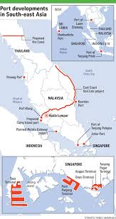 Psa Airlines Route Map by Singapore Geared Up To Keep Its Spot As Major Port Business News