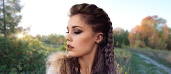 lagertha lothbrok hair braided vikings lagertha hair tutorial lovehairstyles com