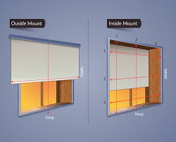Installing Blinds On Windows Where To Hang Blinds In Deep Windows Zebrablinds Canada