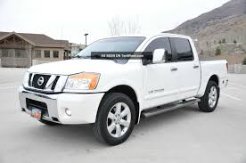 nissan 2008 white 2008 nissan titan information and photos zombiedrive