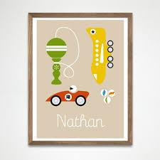 poster chambre bebe affiche personnalisable pour décoration de chambre bébé ou enfant