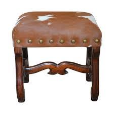 cowhide furniture john proffitt