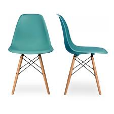 eames style teal dsw chair large gifts price 59 myhaus com