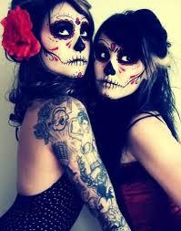 dia de los muertos make show amazing sleeve tattoo design