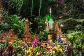 The New York Botanical Garden New York Ny See A Miniature Empire State Building At This Year S Ny Botanical