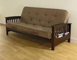 tan futon home improvement design and decoration