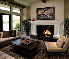 Minimalist Small Hotel Living Room Decorating Ideas Feng Shui With - Feng shui living room decorating