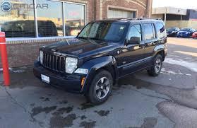 maroon jeep patriot 2008 jeep liberty sport sunroof 4wd keyless