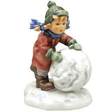 snow hummel figurine 2035