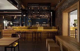 decorations modern minimalist hotel bar design ideas with unique