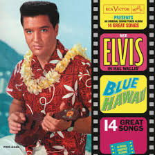 hawaiian photo albums blue hawaii original soundtrack by elvis