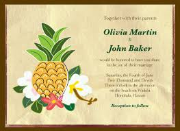wedding invitations hawaii wedding invitations hawaii wedding invitation at minted