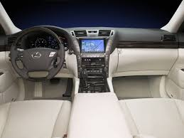 lexus ls features view of lexus ls 460 photos video features and tuning of