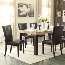 Marble Top Dining Room Table by Standard Furniture Bella 7 Piece Dining Room Set W Faux