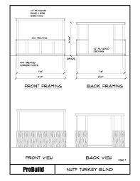 build a wheelchair accessible ground blind