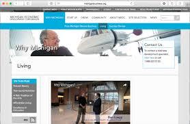 Michigan travel web images Medc michigan business website kendra church png