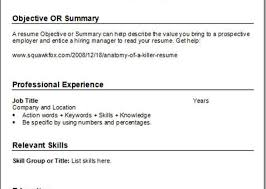 Resumes For Teenagers News Photographer Resume Sample Objective On Resume For