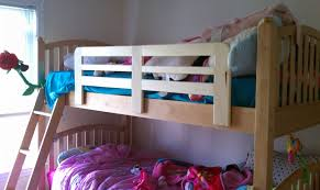 Bunk Bed Guard Bunk Bed Side Rail Easy Project By Echofive Lumberjocks