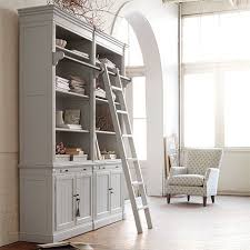 Bookcase With Cupboard Best 25 Bookcase With Ladder Ideas On Pinterest Library Ladder