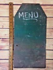 sign decor vintage chalkboard ebay