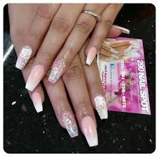 ombre color powder u0026 3d nails arts yelp