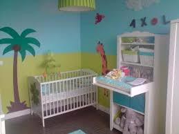 chambre jungle bébé beautiful chambre jungle bebe gallery design trends 2017