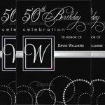 50th birthday invitation template 50th birthday invitation wording