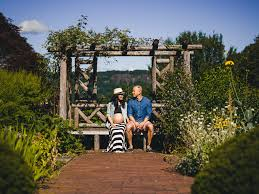 Botanical Garden In Bronx by Wave Hill Garden Wenky And Eddie Maternity Photography