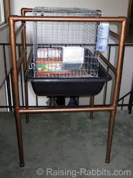 build your own rabbit cage how to build luxury rabbit cages