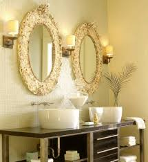 Oval Bathroom Mirror by Coastal Oval Bathroom Mirrors Oval Bathroom Mirrors