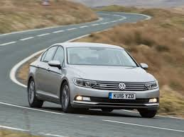 volkswagen passat 1 6 tdi bluemotion car review delivers