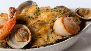 cuisine doria seafood doria recipe bechamel sauce bechamel and sauces