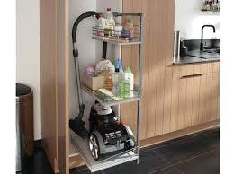 meuble a balai pour cuisine rangement pour balai placards cuisine pour meuble rangement pour