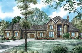 multi functional european home plan 60604nd architectural