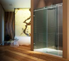 glass shower sliding doors metro sliding shower and tub doors