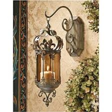 Silver Wall Sconce Candle Holder Lanterns U0026 Candle Lanterns You U0027ll Love