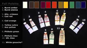 watercolor sketching materials u0026 art supplies youtube