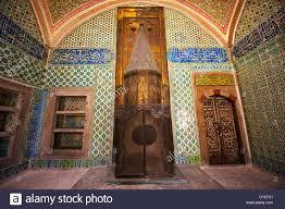 Harem Ottoman Tiled Room And Ottoman Architecture Of The Harem Topkapi Palace