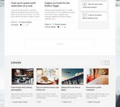 magma modern wordpress theme for blog magazinesearch themes