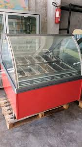 banco gelati usato vetrina gelateria banco gelato usata a palermo kijiji