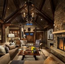 mountain home interiors mountain home remodel rustic living room other by highline