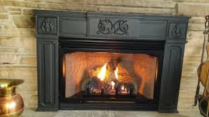 Vent Free Lp Gas Fireplace by Small Innsbrook Vent Free Gas Fireplace Insert With Millivolt Controls