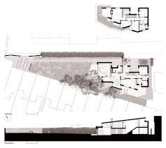 gallery hedge house gkmp architects plan