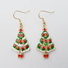 christmas earrings aliexpress buy 2017 celebrating christmas new women s