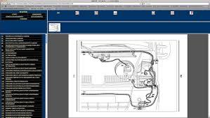 renault kangoo ii x61 wiring diagrams schemi elettrici ebay