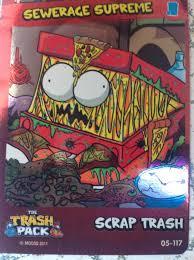 trash pack 2 trading card game giromax la venta los