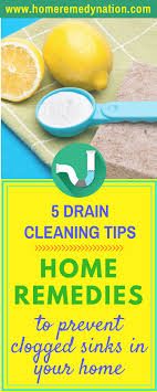 fixing a clogged drain 5 helpful home remedies to fix a clogged drain do it at home home