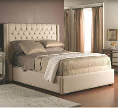 Headboard King Bed King Bed With Tufted Headboard Great Tufted Bed Frame King Frame