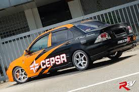 mitsubishi lancer glx modified agent orange mitsubishi lancer cs3