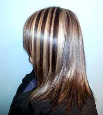chunking highlights dark hair pictures 20 best hair color ideas in the world of chunky highlights